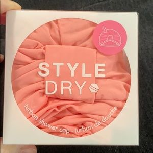 Style Dry Turban Shower Cap